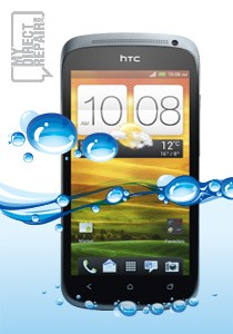 HTC One S Water Damage Repair Diagnostic