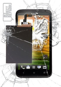 HTC One X LCD & Digitizer/Screen Repair