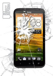 HTC One X Digitizer/Glass Repair