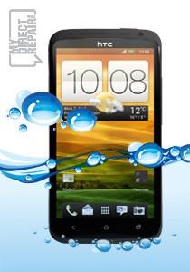 HTC One X Water Damage Repair Diagnostic