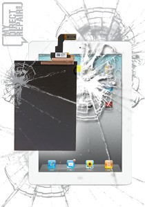 2nd Gen iPad LCD & Digitizer/Glass Replacement
