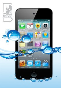 iPod Touch 4th Gen Water Damage Repair Diagnostic