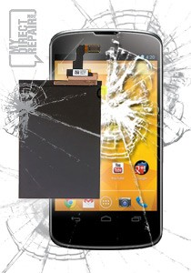 Google Nexus 4 Screen and Digitizer replacement
