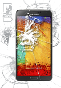 Samsung Galaxy Note III Digitizer/Glass Repair