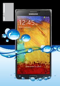 Samsung Galaxy Note III Water Damage Repair Diagnostic