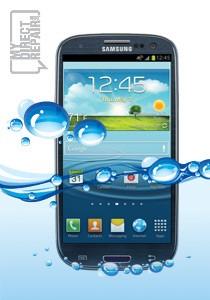 Samsung Galaxy SIII Water Damage Repair Diagnostic