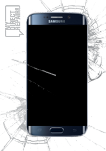 Samsung Galaxy S 6 Edge LCD screen glass replacement