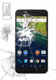 Google Nexus 6P Digitizer/Glass Repair