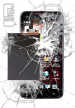 HTC Droid DNA Broken Glass & LCD Screen Repair