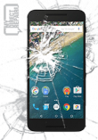 Google Nexus 5X Glass and LCD replacement