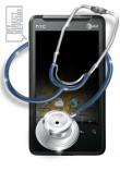HTC Aria Repair Diagnostic