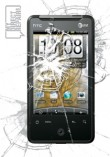 HTC Aria Broken Screen Glass Repair