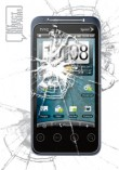 HTC Evo Shift  Broken Screen Glass Repair