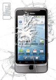 HTC Google G2 Broken Screen Glass Repair