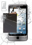 HTC Google G2 Broken Glass & LCD Screen Repair