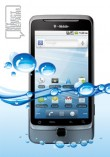 HTC Google G2 Water Damage Repair Diagnostic