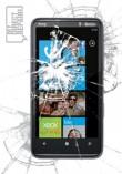 HTC HD7 Broken Screen Glass Repair