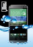 HTC One M8 Water Damage Repair Diagnostic