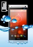 HTC One Water Damage Repair Diagnostic
