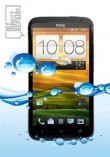 HTC One X Water Damage Repair Diagnostic
