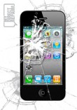 Iphone 4/4S Digitizer/Glass Repair