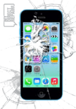 iPhone 5C Digitizer/Glass Repair