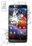 Motorola Droid Razr M Digitizer/Glass Repair