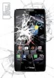Motorola Droid Razr  Digitizer/Glass Repair