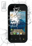 MyTouch Q  Broken Screen Glass Repair