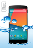 Google Nexus 5 D820, D821  Water Damage Repair Diagnostic