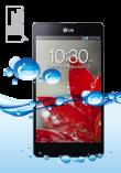 LG Optimus G E970 Water Damage Repair Diagnostic