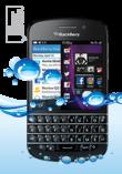 Blackberry Q10 Water Damage Repair Diagnostic