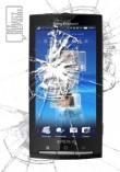 Sony Ericson Xperia X10 Broken Screen Glass Repair